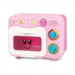 Winfun Bake 'n Learn Toaster Oven, Pink