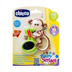 Chicco Baby Senses Musical Monkey Rattle