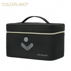 Colorland Handpack with Sterilizing , Black