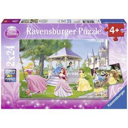 Ravensburger Disney Princcess Puzzle (2 x 24 piezas)