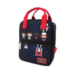Funko Loungefly Stranger Things Chibi The Upside Down Mini Backpack