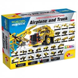 Lisciani Trucks & Planes - STEM Technics