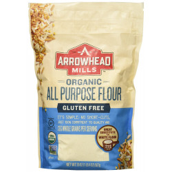 Arrowhead Mills-Organic Flour - All Purpose 567g