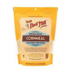 Bob's Red Mill Cornmeal, Medium Grind, 680g