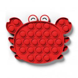 ألعاب تخفيف التوتر بمستشعرات الفقاعات المرحة بتصميم العقرب بوب إت فيدجيت من شاكل & رور