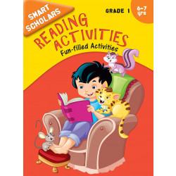 Smart Scholars Grade 1 Reading Activities