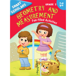 Smart Scholars Grade 2 Geometry And Measurement