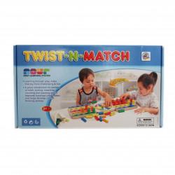 Twist-N-Match Game