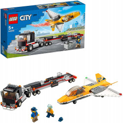 Lego 60289 City Airshow Jet Transporter