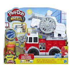 Play-Doh Wheels Firetruck Toy