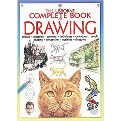 Usborne - Complete Book Of Drawing