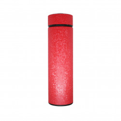 Portable Insulated Thermos, Red, 500 ml