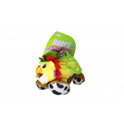 X.Q.TOY baby's lovely friends Activity Soft Toy, Lion