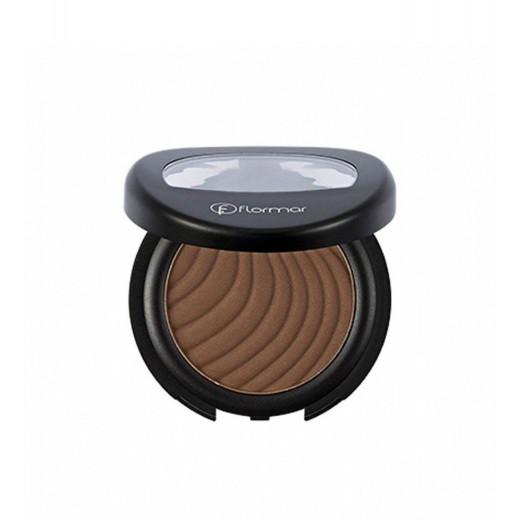 Flormar Matte Baked Eyeshadow M07 Chocolate Brown