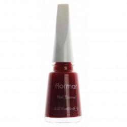 Flormar Nail Enamel 385 Red velvet 11ml
