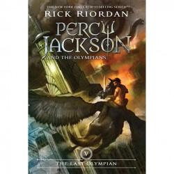 Percy Jackson - Last Olympian