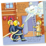 Miles Kelly - Playbook: Fire Station, Small