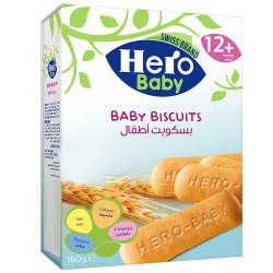هيرو بيبي- بسكويت للأطفال, 180 جرام