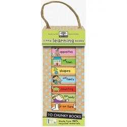 Little Learning Books: 10 Chunky Books