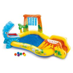 Intex -Dinosaur Inflatable Play Center