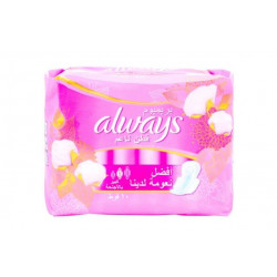 Always Clean & Dry Maxi Thick Large Sanitary Pads 10pcs