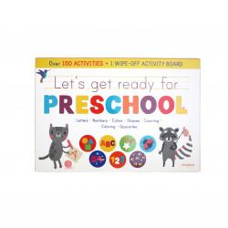 كتاب دعونا نستعد لمرحلة ما قبل المدرسة