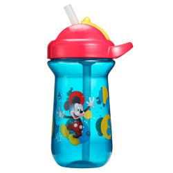 The First Years - Mickey Flip Top Straw Cup 1Pk