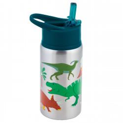 Stephen Joseph Stainless Steeel Water Bottles Dino