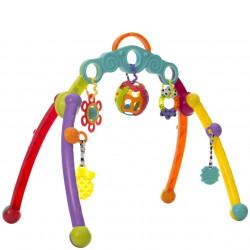 قوس اللعب ذات الالعاب المختلفة من بلاي جو