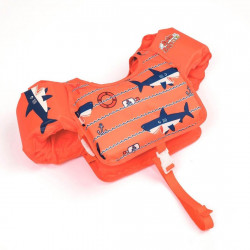 Bestway Life Jacket Luxury Swim Safe - Orange