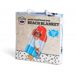 BigMouth Gigantic Ice Pop Beach Blanket