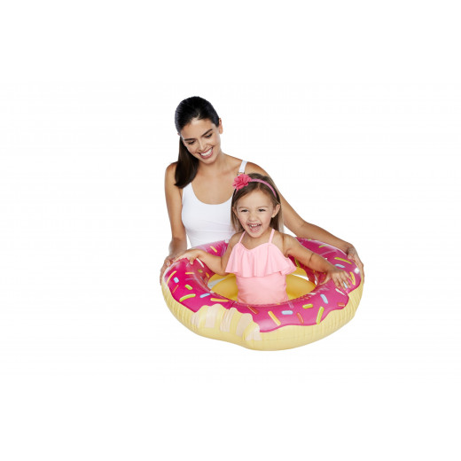 BigMouth Pink Donut Lil' Float
