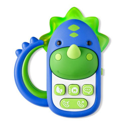 سكيب هوب لعبة الهاتف الخليوي للأطفال شكل دينو