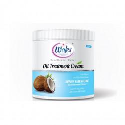 كريم معالجة زيت  بجوز الهند والبروتين من ويلز