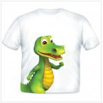 بلوزة صديق التمساح من جست اد اي كد ، 2 سنة