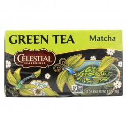 شاي - ماتشا جرين من سيليستيال سيزونيغز - 20 فتلة