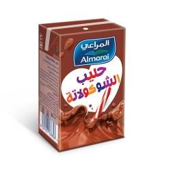حليب بنكهة شوكولا من المراعي, 150 مل