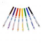 أقلام تلوين كرايولا 8 فائقة النقاء قابلة للغسل 1 * 12