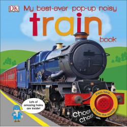 كتاب: القطارات المزعجة من دي كي