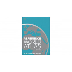 كتاب مرجع أطلس العالم من كتب دي كي للنشر